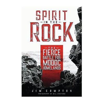 Book cover of Spirit in the Rock