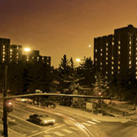 Stephenson Complex (Courtesy Stephenson South Residence Hall)