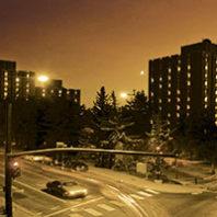 Stephenson Complex (Courtesy Stephenson South Residence Hall)