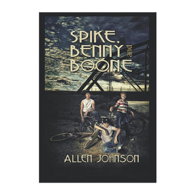 Cover of Spike Benny and Boone