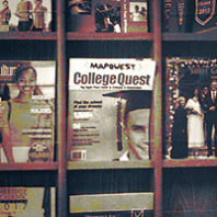 Magazines. Courtesy Saint George's School