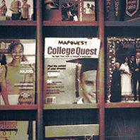 Magazines. Courtesy Saint George's School