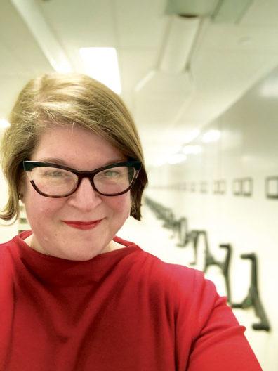 Tara Murphy at the Free Library of Philadelphia