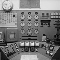 Hanford Site control panel