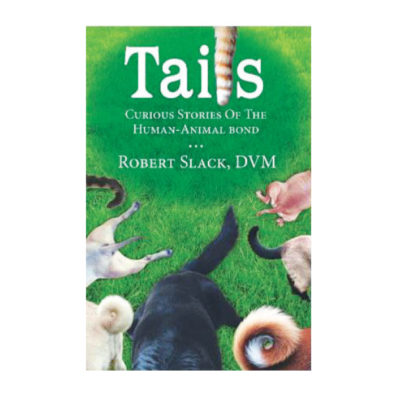 Tails of Comfort book cover