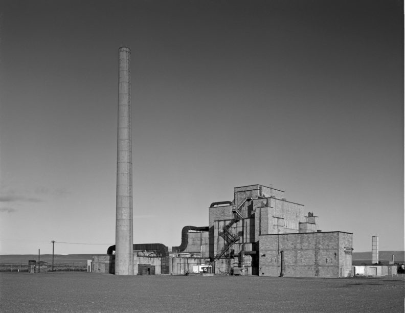 B Reactor at Hanford