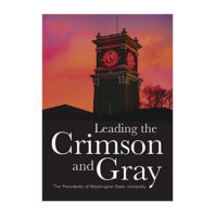 Cover of book Leading the Crimson and Gray