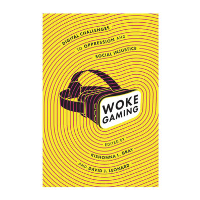 Cover of book Woke Gaming