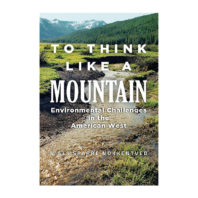 Cover of To Think Like a Mountain