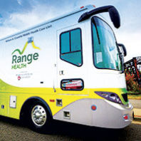 Range Health mobile care unit