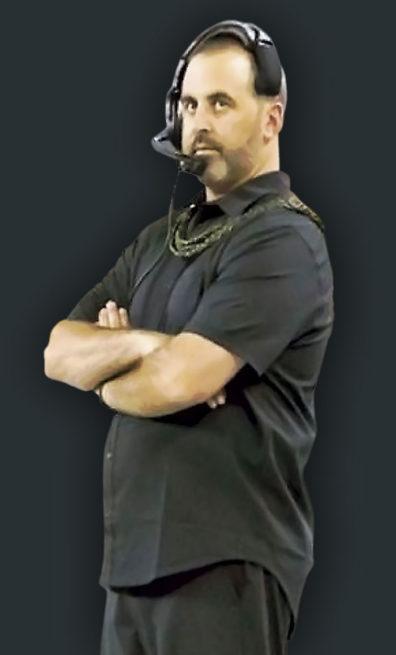 Coach Nick Rolovich