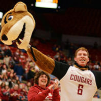 Bryan Clark as Butch Cougar