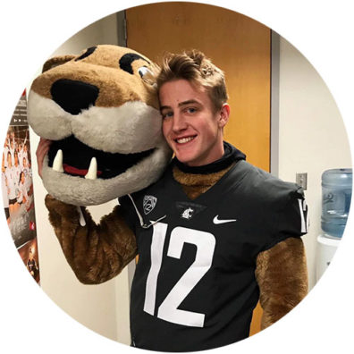 Dawson Dormaier as Butch Cougar