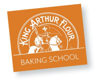 King Arthur Flour Baking School sign