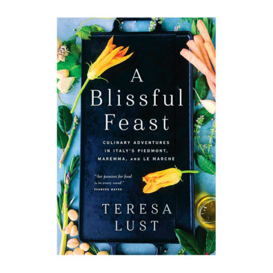 Book cover of A Blissful Feast
