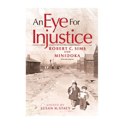Book cover of An Eye for Injustice