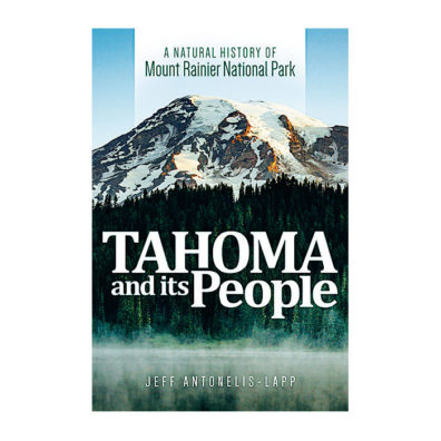 Book cover of Tahoma and Its People