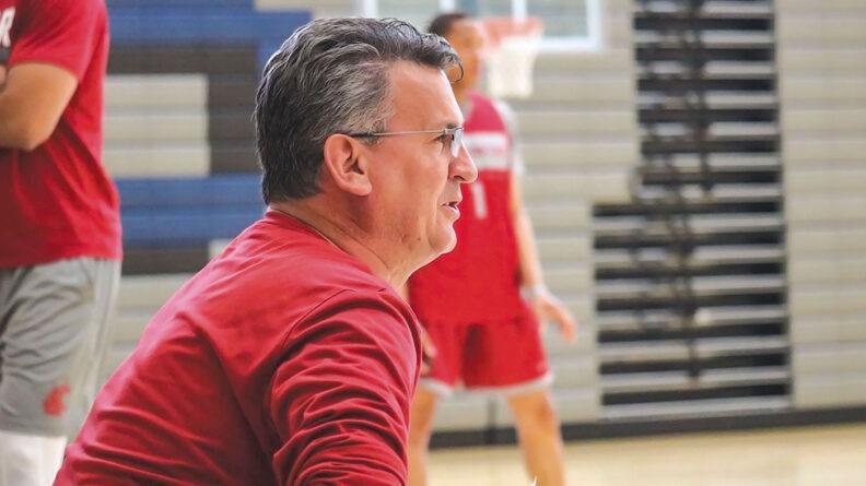 WSU men's basketball coach Kyle Smith