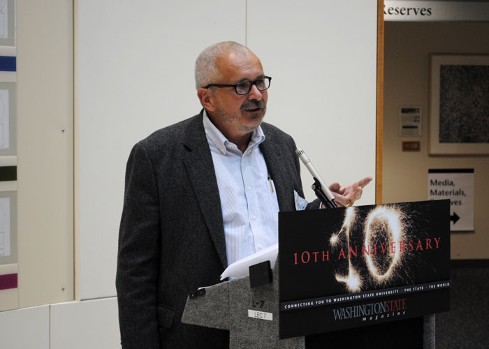 Editor Tim Steury