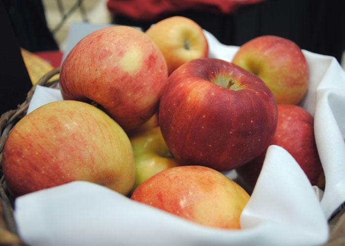 WA 5 apples