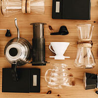 Coffee making equipment