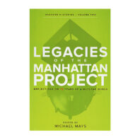 Cover of book Legacies of the Manhattan Project