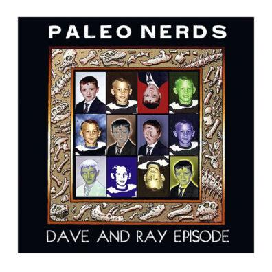Paleo Nerds podcast logo