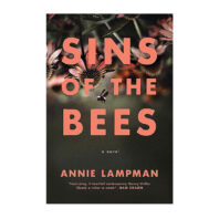 Cover of book Sins of the Bees by Annie Lampman