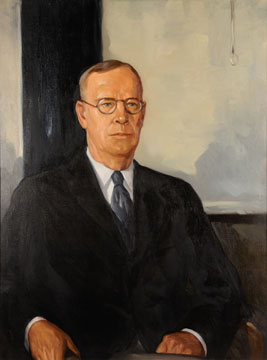 Arthur Davis painting by Worth D. Griffin