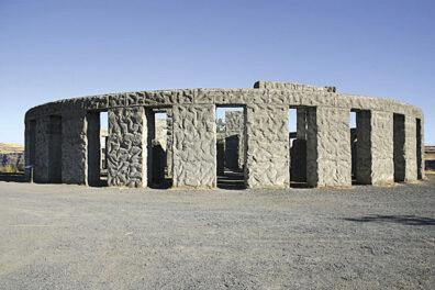 Stonehenge Memorial in Goldendale, Washington