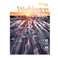 Cover of Washington State Magazine, Summer 2021 issue