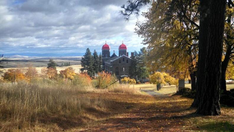 Monastery of St. Gertrude, Cottonwood, Idaho
