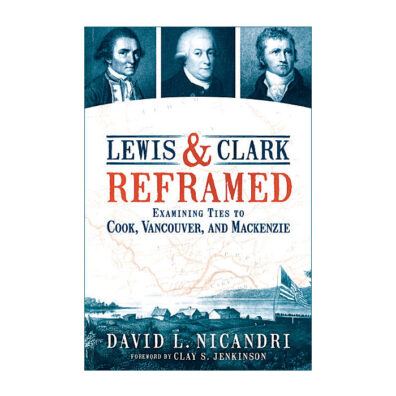 Book cover of Lewis & Clark Reframed