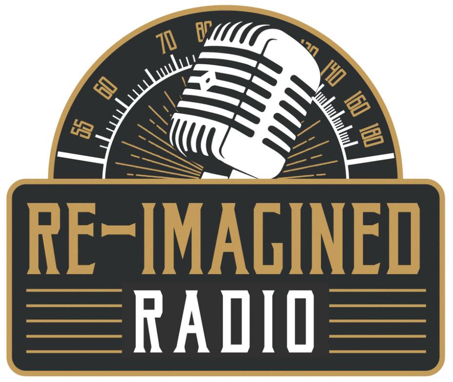 Re-imagined Radio logo