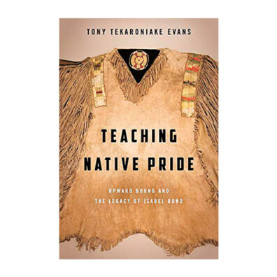 Book cover of Teaching Native Pride