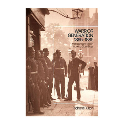 Book cover of Warrior Generation 1865-1885