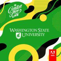 Spring Adobe Creative Jam: Let's jam with Washington State University.