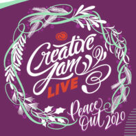 Adobe Creative Jam Live: Peace Out 2020.
