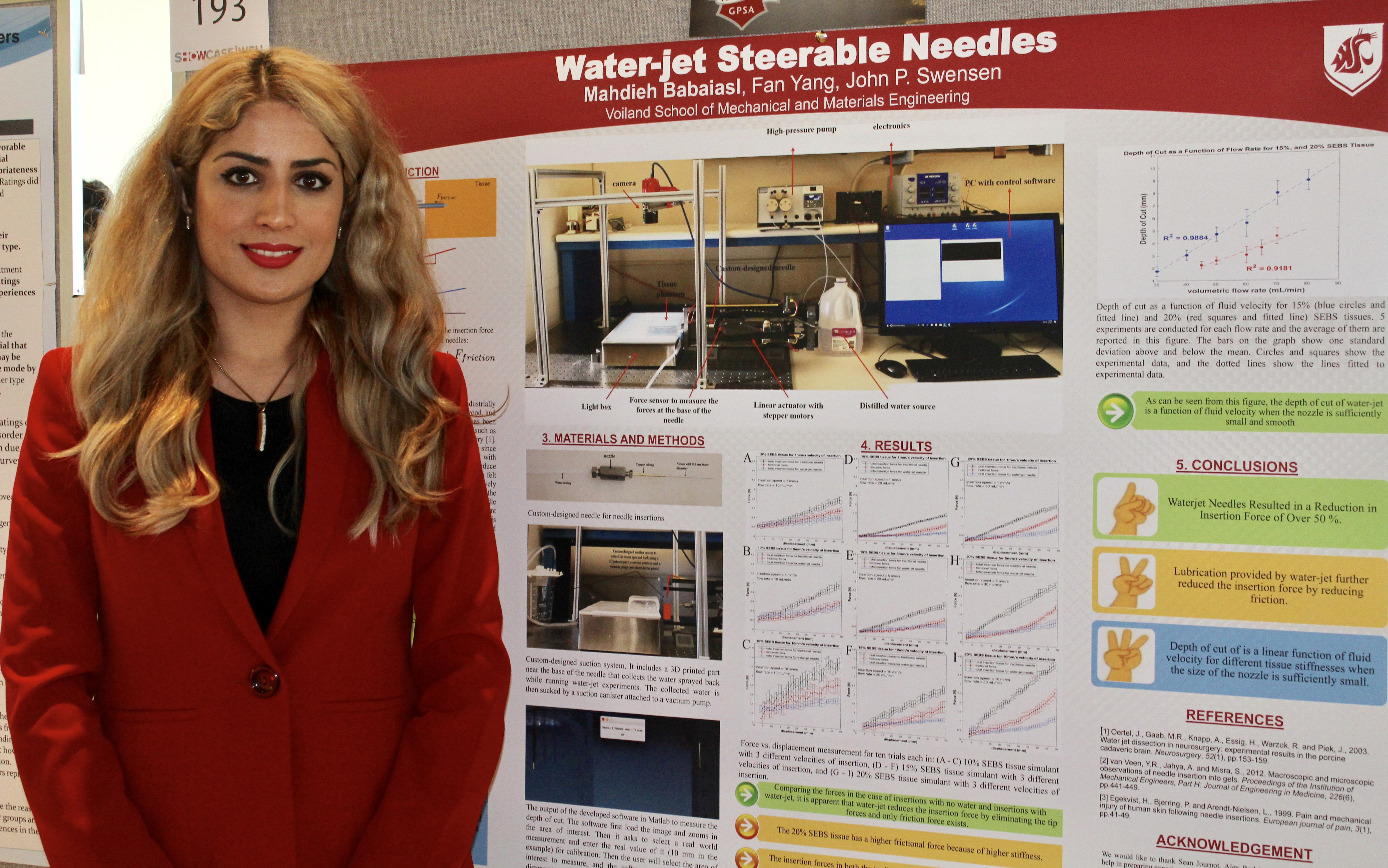 M3 robotics lab showcases research at 2018 Research Expo