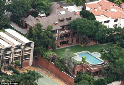 "(Source: The Telegraph, 2015, ""Oscar Pistorius will live in luxury after his release under house arrest"")"