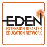 WSU EDEN - Extension Disaster Education Network logo