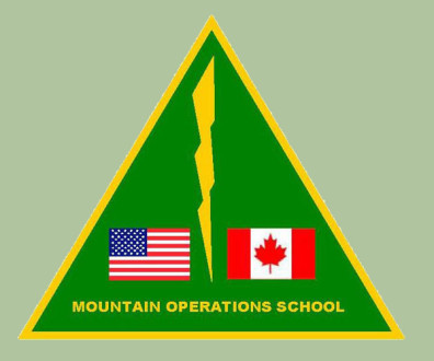 Law Enforcement Mountain Operations School logo