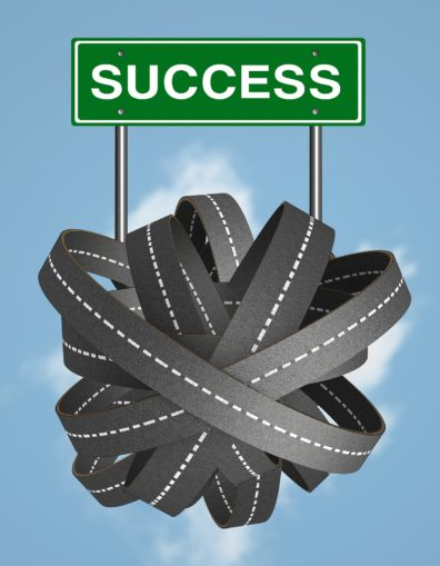 Success graphic