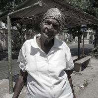 An Old Cuban Woman