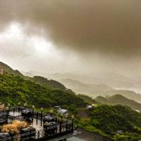 Welcoming the Typhoon
