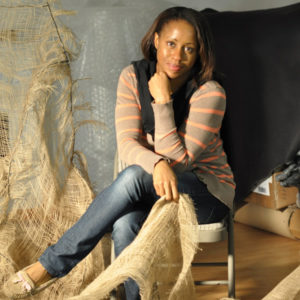 Portrait of Nnenna Okore