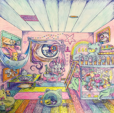Artwork by Sarah Yan