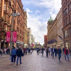 Riches in Glasgow